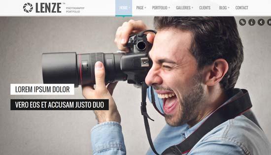 Responsive-Photography-Portfolio-Template