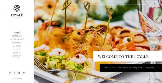 Responsive-Restaurant-Joomla!-3.X-Template