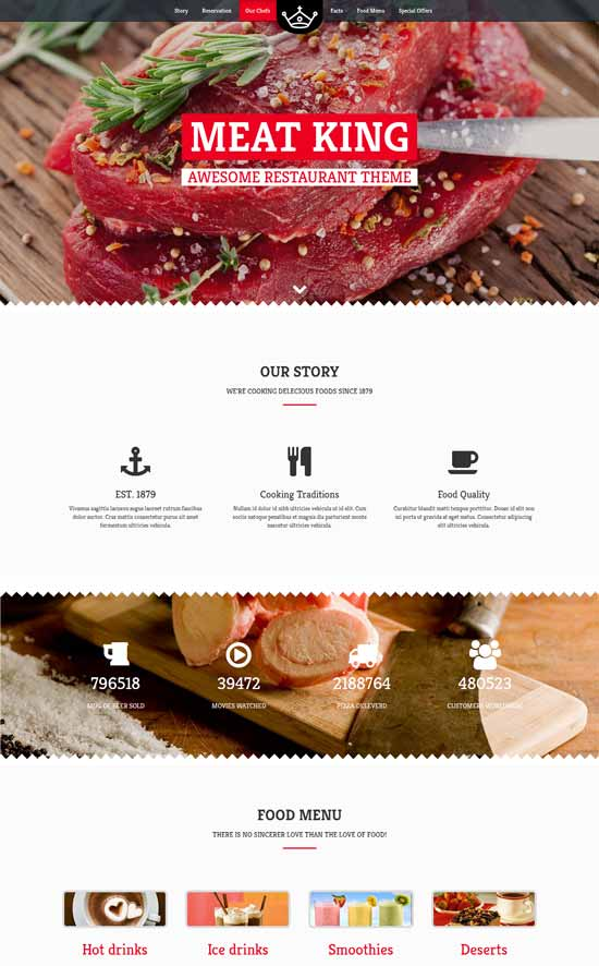 Restaurant-Website-Design-Template