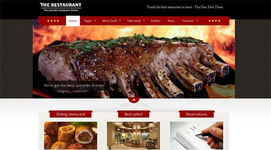 The Restaurant eCommerce