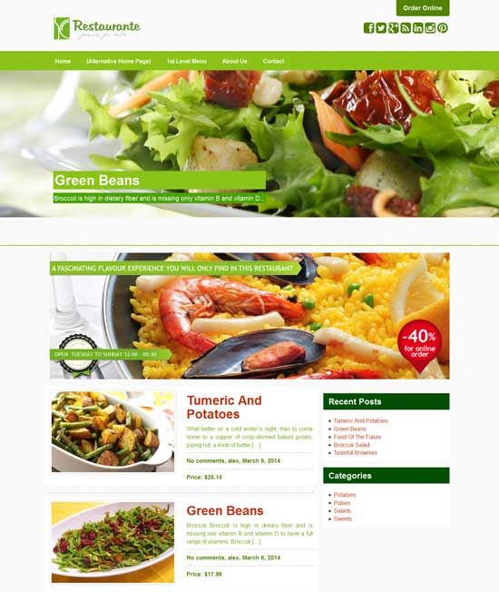Restaurante-Free-Foods-Restaurant-Wordpress-Themes