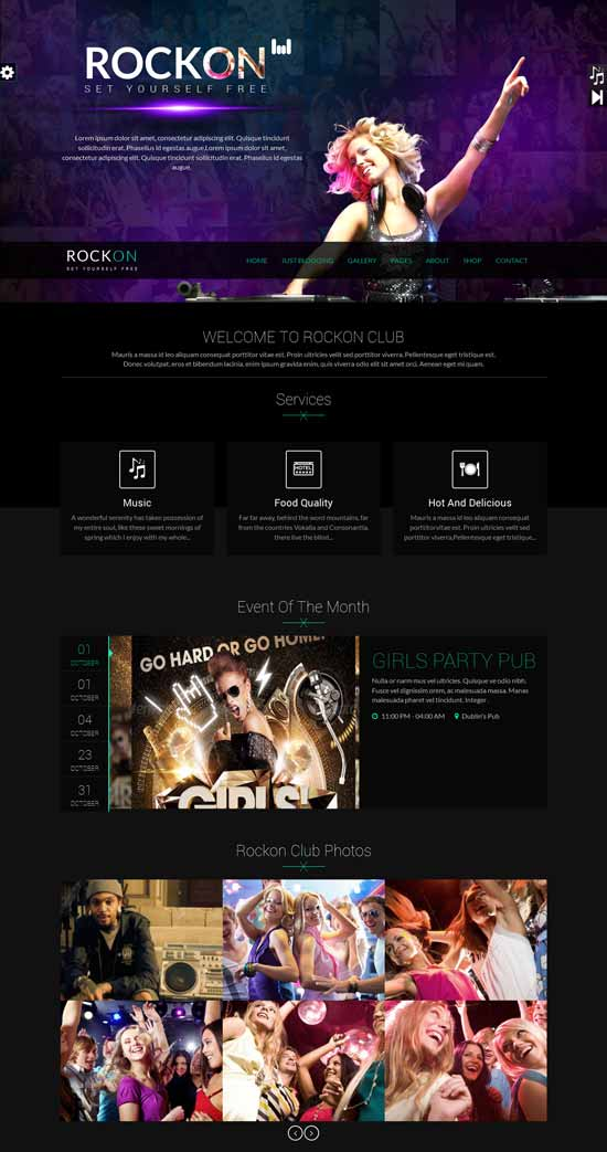 Rockon-Nigh-Club-WordPress-Theme