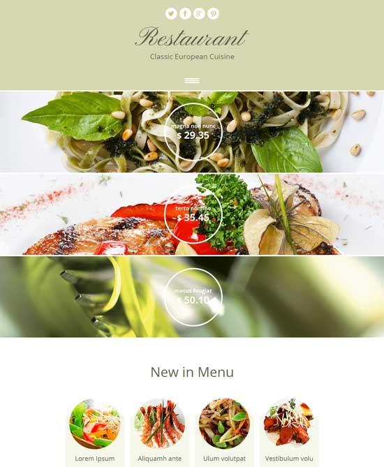 Scandinavian-Chic-Free-HTML5-Restaurant-Template