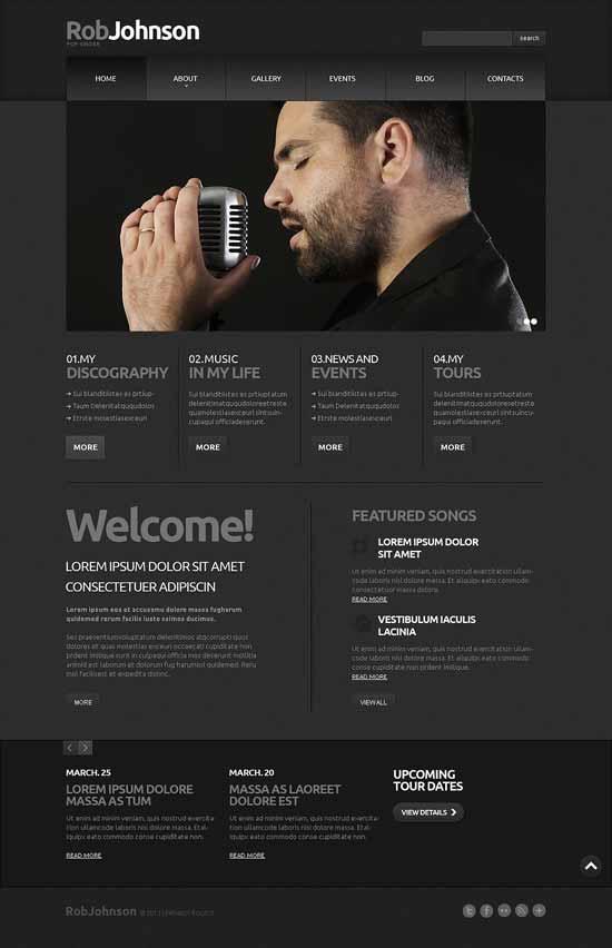 Singer-Responsive-Joomla-Template