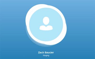 Single-Elem-Skype-Call-Animation