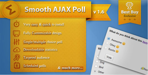 Smooth-Ajax-Poll