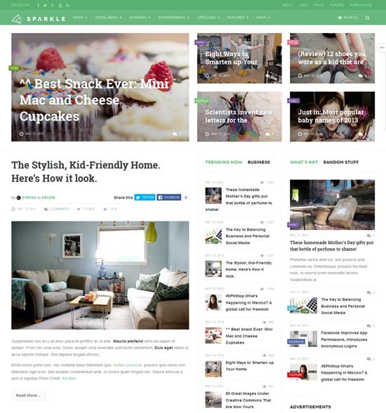 Sparkle-Outstanding-Magazine-theme-for-WordPress