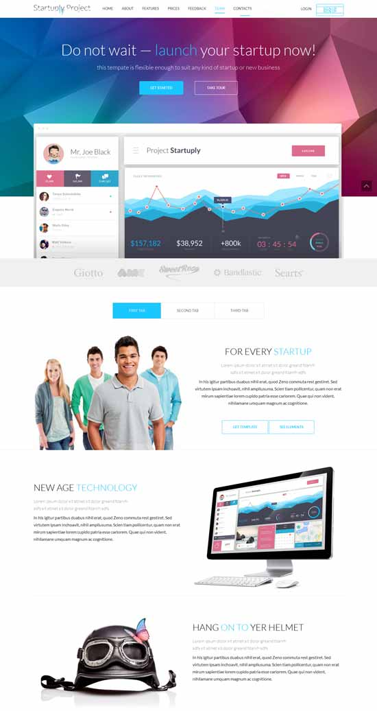 Startuply-Responsive-Landing-Page
