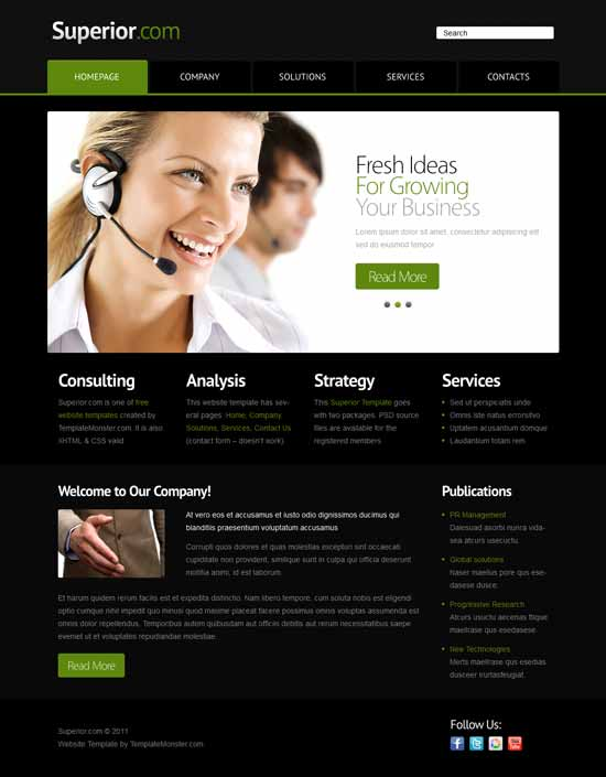 Superior-Free-Consulting-Website-Template