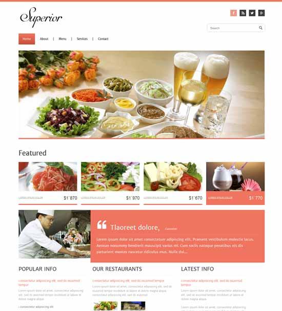Superior-Free-HTML5-Restaurant-Website-Template