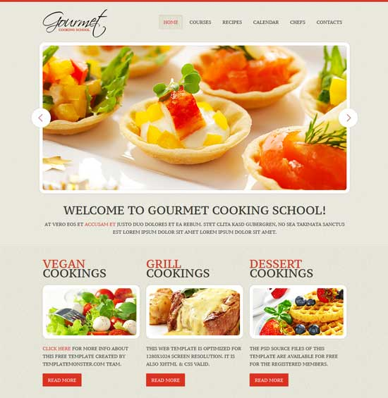 Tasty-Free-Foods-Website-Template