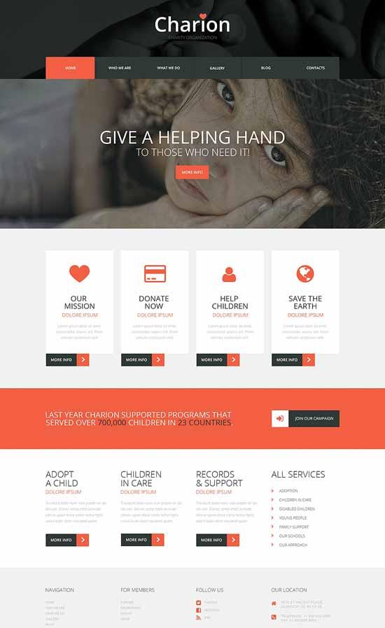 Tender-Heart-Community-Charity-WordPress-Theme