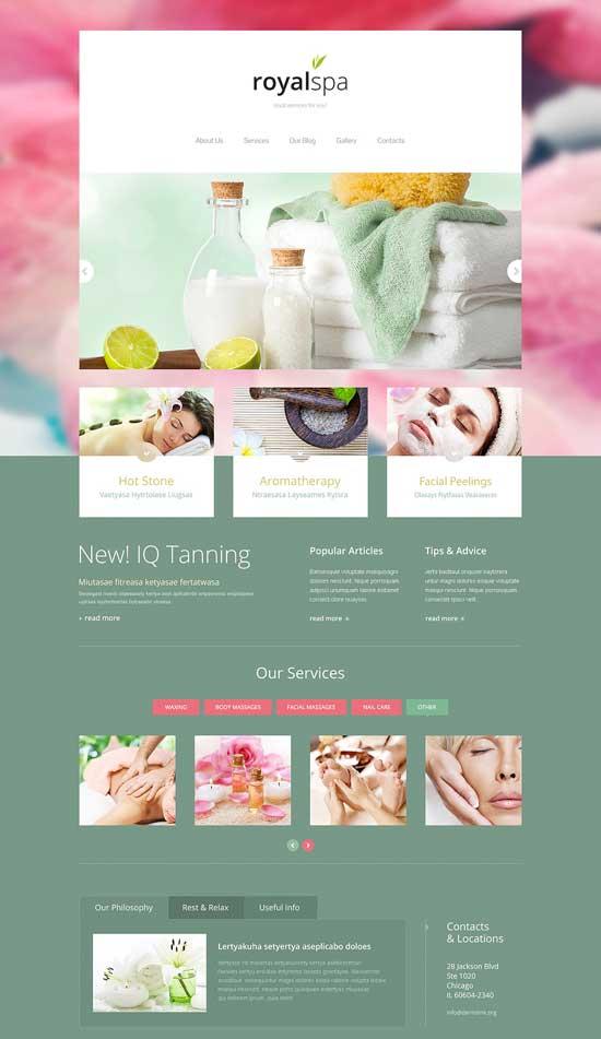 Tender-Spa-Salon-Joomla-Template