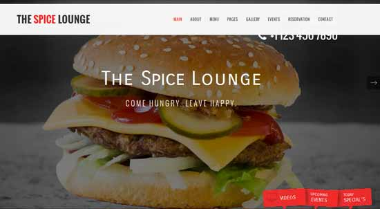 The-Spice-Lounge-Restaurant-Cafe-HTML5-Template