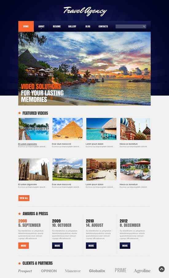 Travel-Agency-Joomla-Template