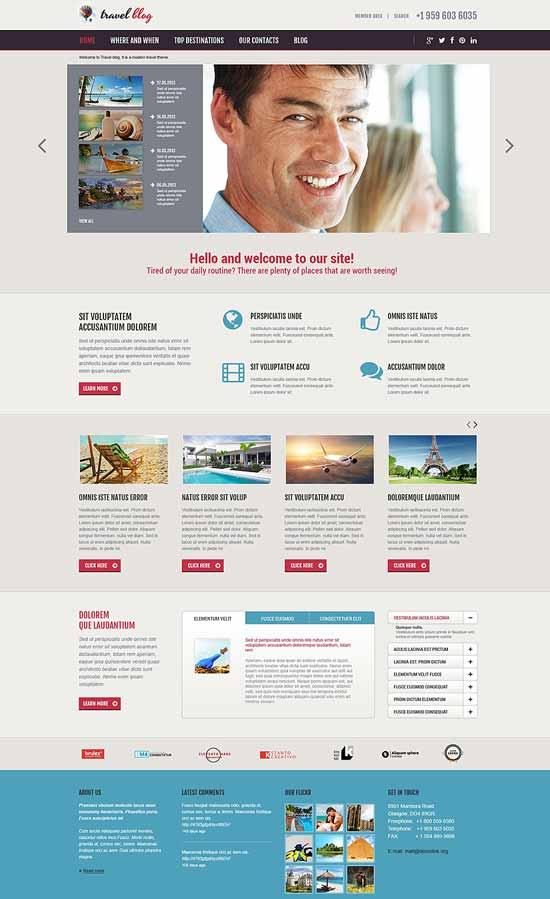 Travel-Agency-Responsive-Joomla-Template