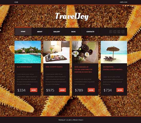 Travel-Center-Joomla-Template