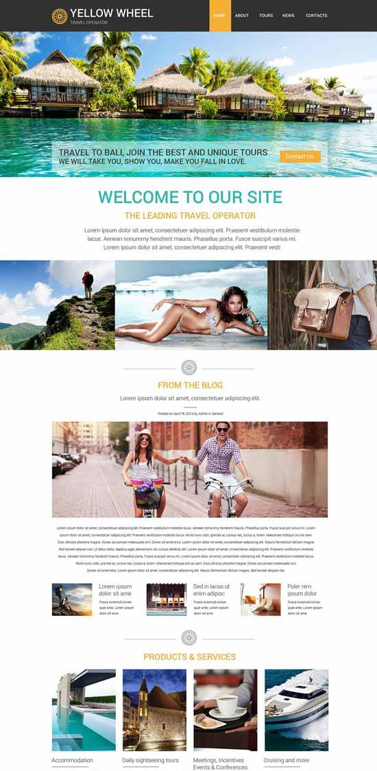 Travel-Operator-Website-Template-52874