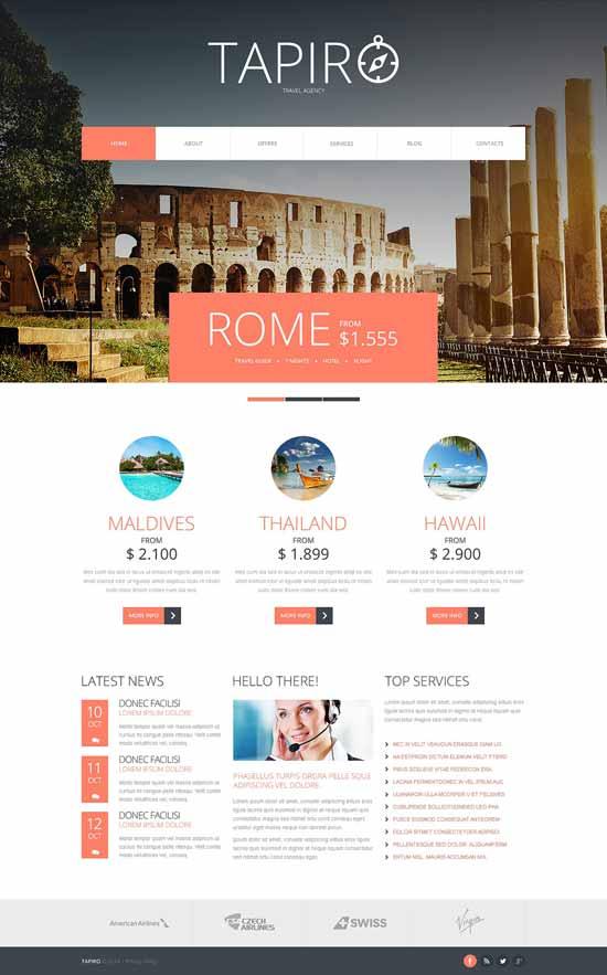 Travel-Website-Joomla-Template