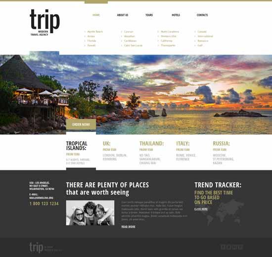 Trip-Travel-Agency-Responsive-Joomla-Template