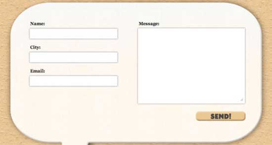 Building a Unique Contact Form