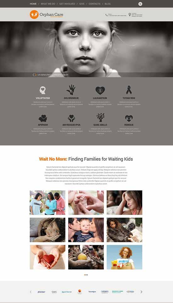 Uniting-Families-WordPress-Theme