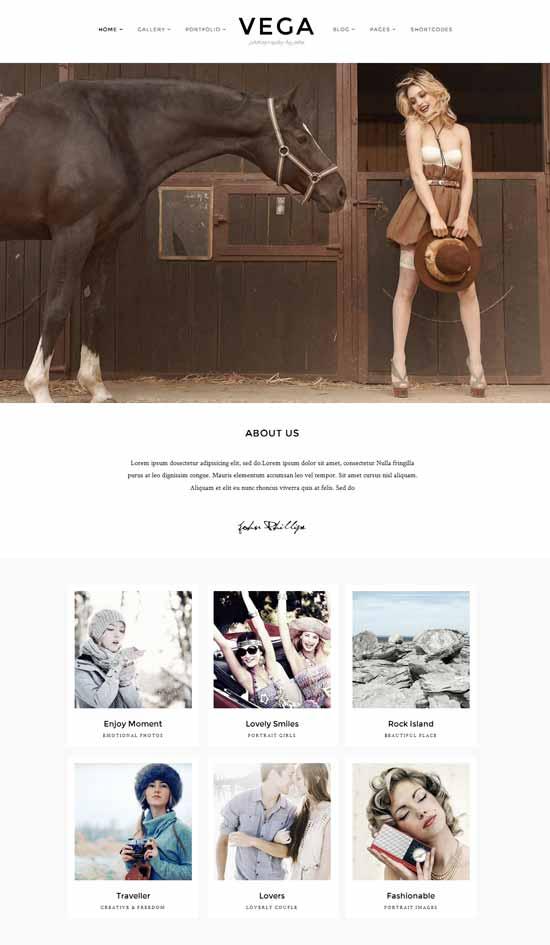 Vega-Portfolio-Gallery-Theme-for-Photographer