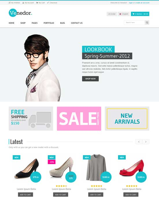 Venedor-Premium-Bootstrap-Ecommerce-HTML5-Template