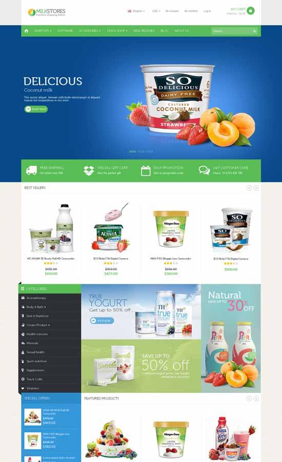 Ves-Milk-Store-Responsive-Magento-Theme