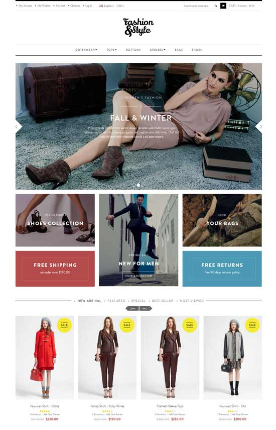Ves-Responsive-Fashion-Magento-Theme