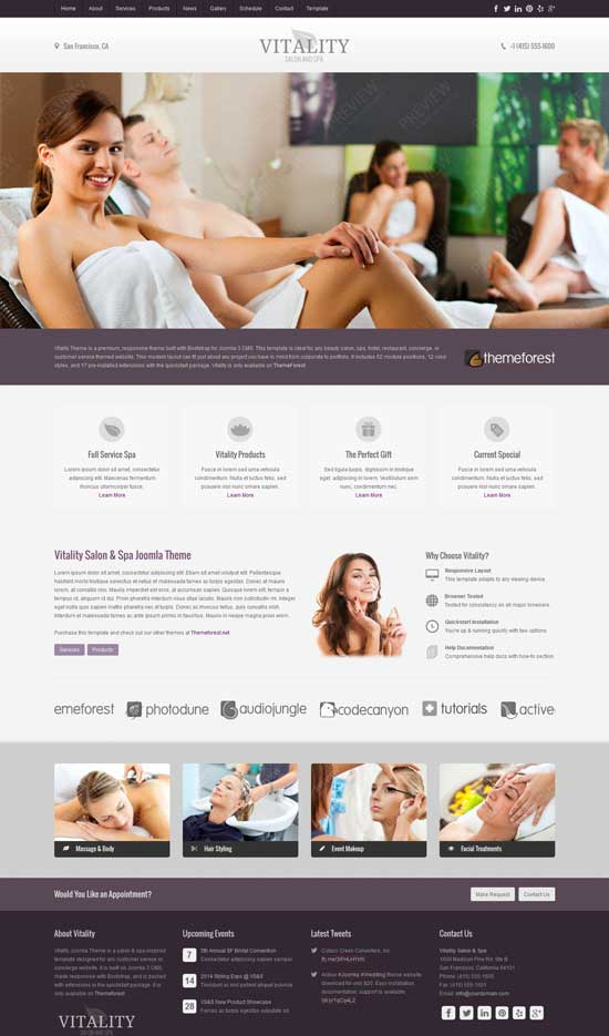 Vitality-Joomla-Health-Beauty-Salon-Template
