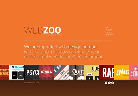 WebZoo-Design-Studio-Website-Template