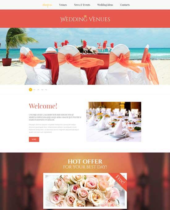 Wedding-Planner-Responsive-Website-Template