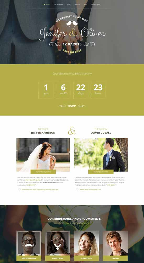 Wedding-Responsive-Wedding-Template