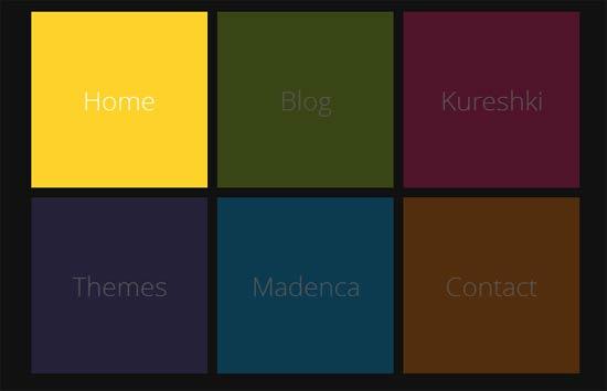 Windows-menu