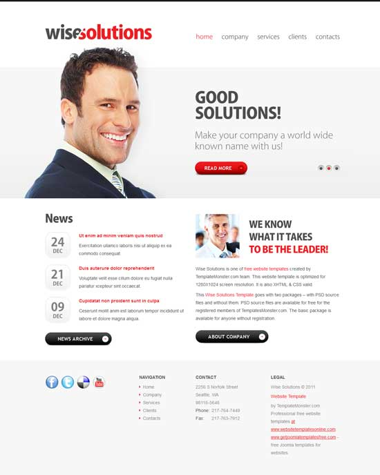 Wise-Solutions-Free-HTML5-Business-Website-Template