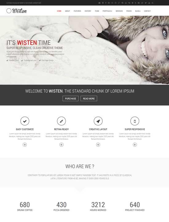 Wisten-Wordpress-One-Page-Parallax-Theme