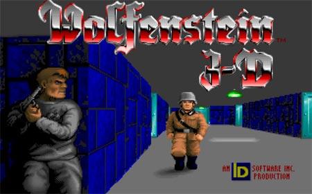 Wolfenstein 3D HTML5
