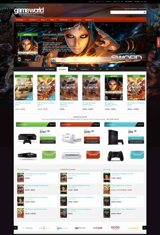 WooCommerce-Game-Theme-GameWorld