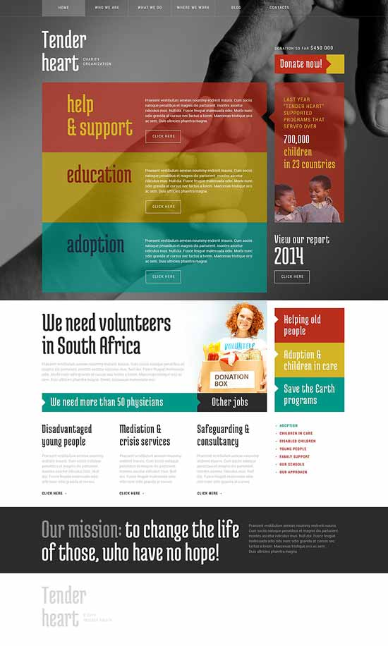 WordPress-Charity-Theme-2019