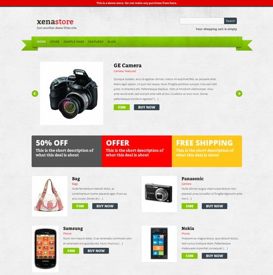Xenastore-Free-ecommerce-WordPress-theme