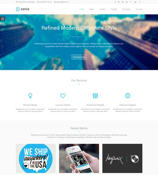 Xenia-Refined-HTML-5--Industry-Template