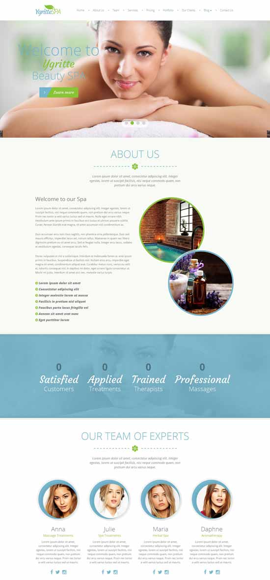 Ygritee-Spa-Beauty-Salon-HTML-Template