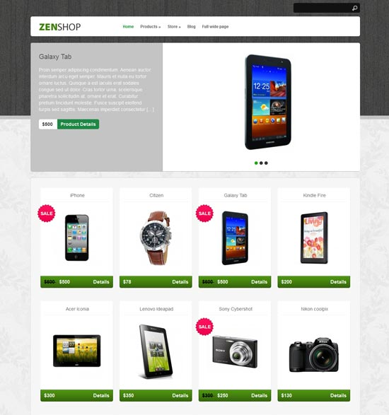 Zenshop-Free-ecommerce-WordPress-theme