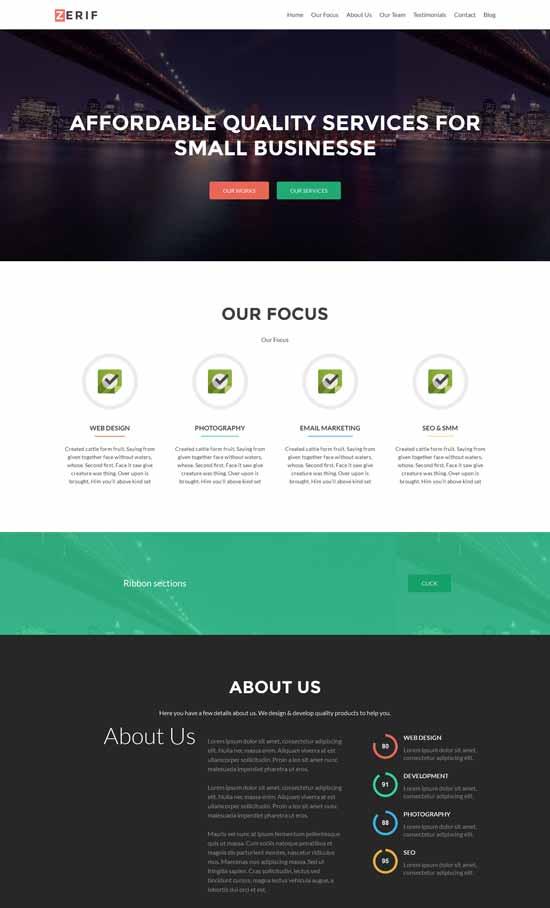 Zerif-Lite-Free-Bootstrap-WordPress-Theme