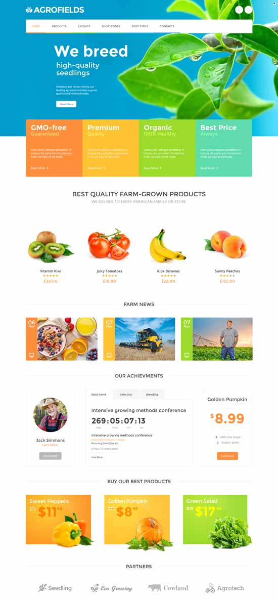 agricultural-food-wordpress-theme