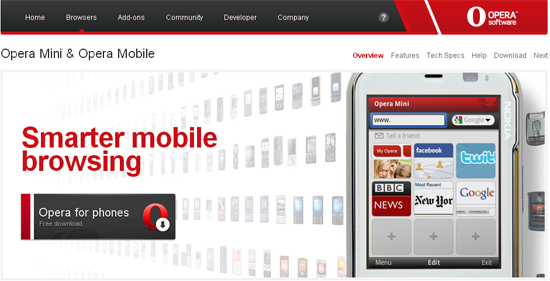 android webdesign22 30+ Android Applications Website Designs For Your Inspiration