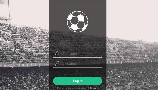 app login concept