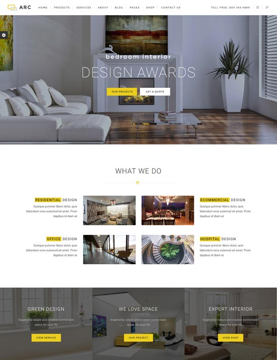 arc-interior-design-decor-html-template