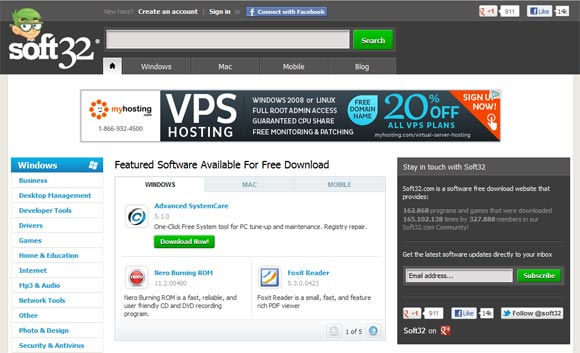 10 Best Free Software Download Sites